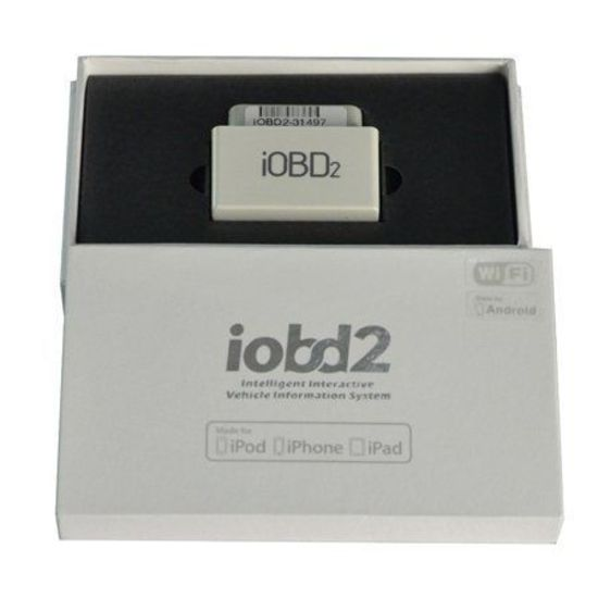 how to connect obd2 bluetooth to iphone