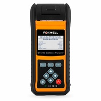 Foxwell BT780 Battery Tester w/ Printer