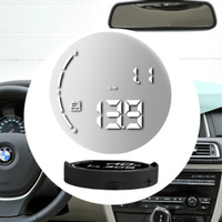 H501 Car Head Up Display HUD Bluetooth OBD Digital Gauges Speedometer Auto Temp