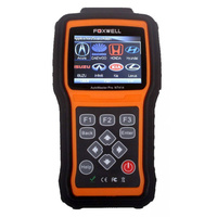 FOXWELL NT414 OBDII OBD1 Reset Scan Tool For Engine ABS Airbag & Transmission
