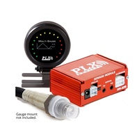 PLX Devices AFR Wideband Sensor Module With DM-6 Multi Gauge (GEN4)