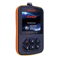 iCarsoft i909 OBD2 Scan Tool For Mazda and Mitsubishi Car Diagnostic Code Reader
