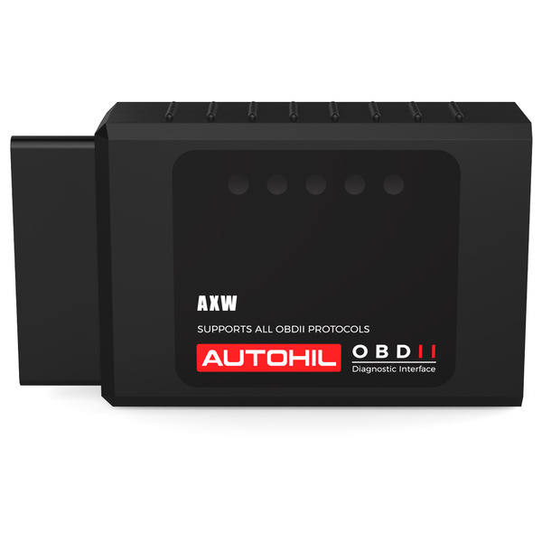 Autohil AXW OBD2 WiFi Scanner Car Scan Tool for IOS Android & Windows