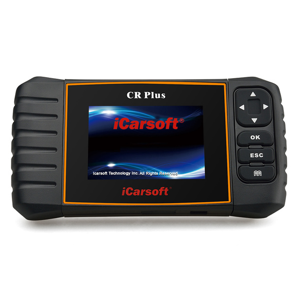 iCarsoft CRPLUS OBDII Diagnostic Scan Tool